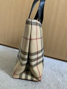 Small Burberry Bag 'Nova' Check