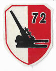 ARVN 7th Division 72nd Artillery Patch