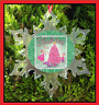 PINKALICIOUS CHRISTMAS ORNAMENT - SNOWFLAKE ORNAMENT