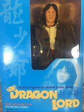 Jackie Chan Dragon Lord Action Figure By Dragon Models Kung Fu Drunken Master