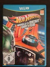 Wii U / WiiU Spiel Hot Wheels - World's Best Driver (inkl. Anleitung)