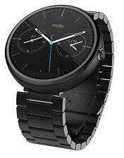 Smartwatches aus Edelstahl mit Android Motorola