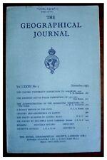 1933 Harrison  SARAWAK - Inhabitants of Borneo - 11
