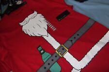 Nwt Travis Mathew Santa *Feast* 100% Pima Cotton Golf Tee - S - 1Mp208