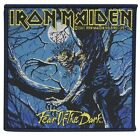 IRON MAIDEN - FEAR OF THE DARK - WOVEN PATCH - BRAND NEW - MUSIC BAND 2564