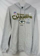 Green Bay Packers Super Bowl Champions XLV Men's Size 2X-Large Hoodie A1 651