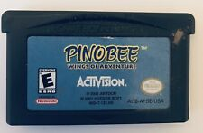 PINOBEE WINGS OF ADVENTURE Nintendo Gameboy Advance 2001 ~ GBA SP DS DSL