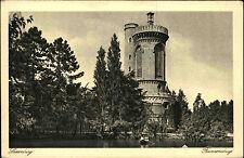 Laxenburg Niederösterreich ~1920/25 Partie Franzenburg Burg Turm Bauwerk Gebäude
