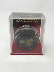 YOMEGA Fireball High Performance Yo-yo, Transaxle Spin System 1995 Vintage Opnbx