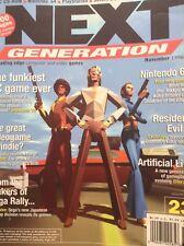 Next Generation Magazine Resident Evil 2 November 1996 070518nonrh