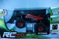 New Bright Python Rc Pro Plus Red/Black