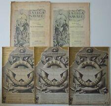 La Lega Navale - 1898. Rivista mensile illustrata, organo della Lega Navale