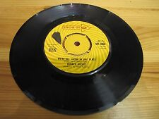 """MK 5006 UK 7"""" 45RPM 1969 RUBBER BUCKET """"WE'RE ALL LIVING IN ONE PLACE"""" EX"""