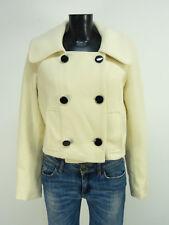 Nicowa Inverno Giacca Taglia 38/Cream tono & come nuovo-elegante (N 6464 G)
