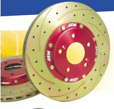 AEM Big Brake Kit 29-600B Honda Civic Si 1999-2000 Rear Caliper Relocation