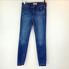 "Madewell 9"" High Riser Skinny Skinny Jeans size 25"