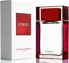 Chic By Carolina Herrera Eau De Parfum Spray For Women 2.7 oz