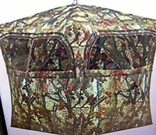 up pop p blind s grounder blinds barronett camo ebay portable woodland