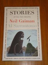 STORIES NEIL GAIMAN AL SARRANTONIO HARDBACK GRAPHIC NOVEL 9780061230929 <
