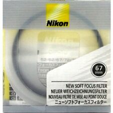 Nikon NEW SOFT FOCUS Filter 67mm