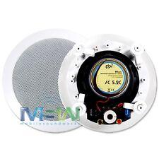 "PBX PowerBass® HOME AUDIO SC-5.2C 5.25"" 2-Way CINEMA THEATER IN-CEILING SPEAKERS"