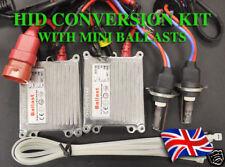 H7C Short 42mm Xenon HID Conversion Kit Metal Base Bulbs Lights Slim Ballasts