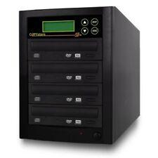 DVD Duplicator 500GB - 4 Copier Sony/Asus burner CD DVD duplicators