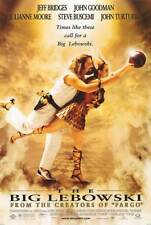 Big Lebowski Orig Double Sided Movie Poster 27x40