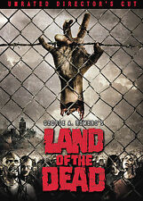 George A. Romero Land Of The Dead (DVD, 2005, Unrated Directors Cut Full Screen)