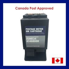 4146800H Postage Ink Cartridge for Neopost IS350 Postage Meter- STA34CN  Red Ink