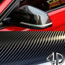 100 X 152CM Carbon Auto Motorrad Folie Schwarz  PREMIUM 2D 4D 5D 3D Autofolie