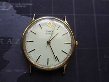 VINTAGE TIMEX QUARTZ WATCH, MENS NON RUNNER, U FIX ONLY