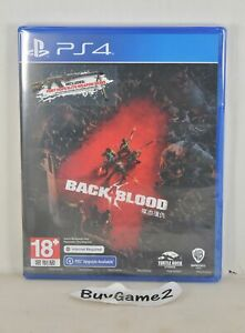 NEW PS4 Back 4 Blood (HK, Chinese/ English)- Free Upgrade to PS5 Version
