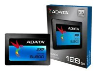 NEW Adata ASU800SS-128GT Ultimate SU800 SSD 128 GB Solid State Drive 128GB
