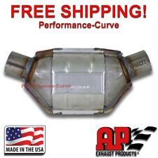 "2"" AP Exhaust Catalytic Converter True OBDII - 608274"