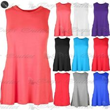 Unbranded Girls' Sleeveless T-Shirts & Tops (2-16 Years)