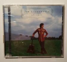 whisper - Jim Lauderdale - CD 1997