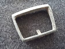 Medieval stirrup type bronze buckle uncleaned condition found in Britain L40t