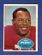 1960 Topps Football Joe Perry #114 San Francisco 49ers EX-MT+