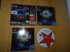 STAR FIGHTER 3000 Sony PlayStation 1 PS1 Versión Pal