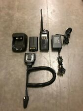 Kenwood NX-300-K UHF, 450-512 MHz, Radio w/ Accessories