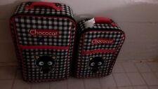 Chococat luggage set, 2 pieces Hello Kitty