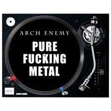 Slipmat Arch Enemy - Pure Fucking Metal (1 Stück / 1 Piece) SM031-1 NEU!