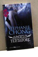 ANGELO TENTATORE - S. Chong [Libro, Harlequin Mondadori edit.]