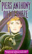 Out Of Phaze, By Anthony, Piers,in Used but Acceptable condition