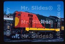 Original Slide NdeM Nacionales de Mexico Ex CyZ GA8 801 SLP SLP 1984