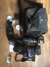 Canon EOS rebel x 35MM camera lot