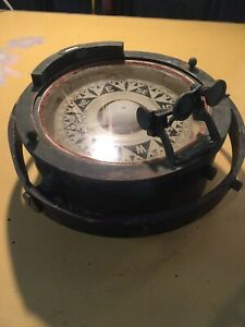 Large Boat Compass