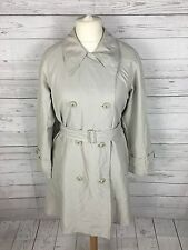 Women's St Michael Trench/Rain Coat/Mac - UK10 - Beige - Great Condition