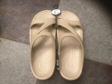 "HOUNDS WOMEN'S ""Z"" SANDAL NEW W TAGS TAN SIZE 9/10 ULTRA SOFT ODOR RESISTANT"